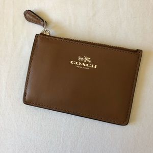 Coach Mini ID Wallet